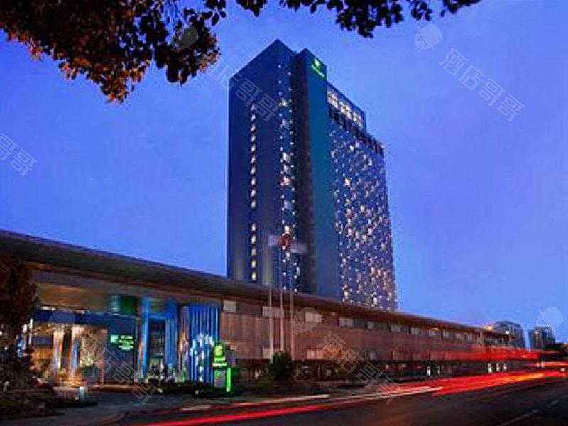上海浦东绿地假日酒店会议场地