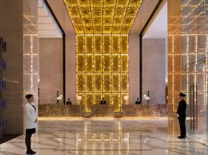 北京粤财JW万豪酒店(原珠三角万豪)会议场地-大堂