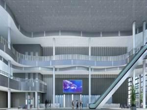 上海跨国采购会展中心会议场地-大厅