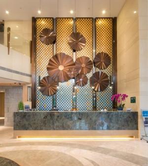 上海鸿海温斯顿酒店会议场地-