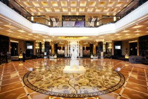 上海浦东星河湾酒店会议场地-