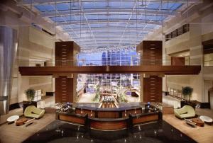 上海外滩茂悦大酒店会议场地-大堂