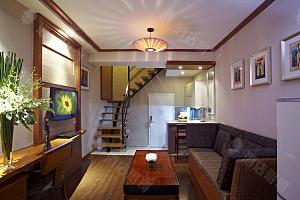 豪华复式套房公寓