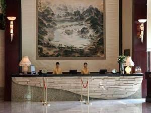 杭州蓝天清水湾国际大酒店会议场地-大堂