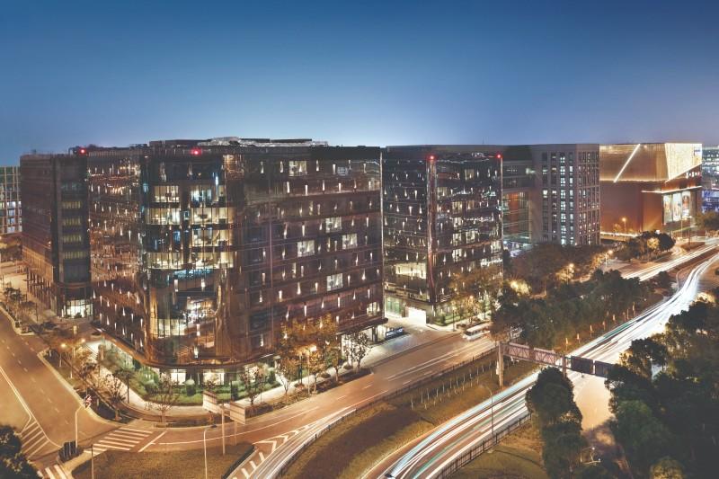 上海虹桥商务区凯悦嘉轩酒店