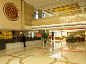 上海嘉和苑度假村会议场地-大厅