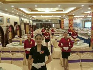 北京汇贤府(人民大学店)会议场地-宴会大厅