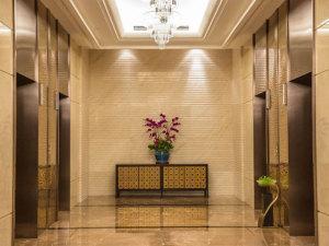上海长荣桂冠酒店.曼格纳宴会中心会议场地-电梯间