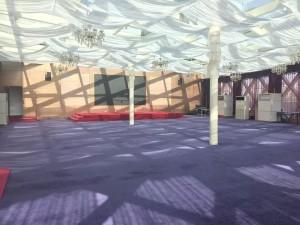 北京金源酒店会议场地-阳光房会议厅照片