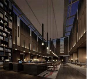 上海客莱福诺富特酒店(原康桥诺富特酒店)会议场地-