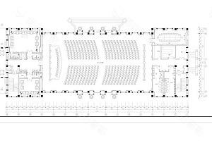枫丹白露厅平面图