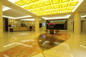 上海中兴和泰酒店会议场地-酒店大堂