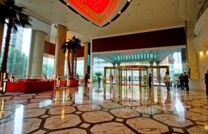 上海斯格威铂尔曼大酒店会议场地-