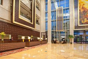 上海绿瘦酒店(原富建酒店) 会议场地-酒店大堂