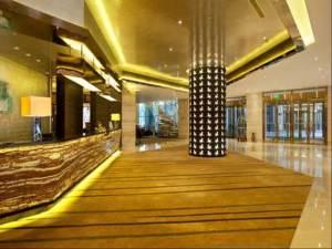 上海松江假日酒店会议场地-酒店大堂