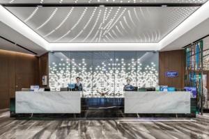 上海虹桥机场希尔顿欢朋酒店会议场地-