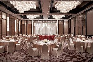 豪华宴会厅:婚礼布置