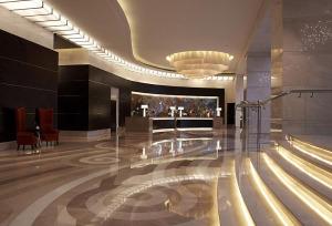 上海明捷万丽酒店会议场地-大堂