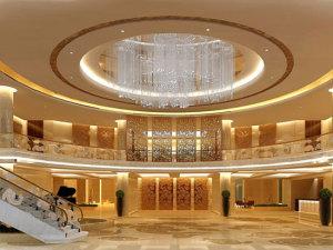 北京松鹤建国培训中心会议场地-大堂