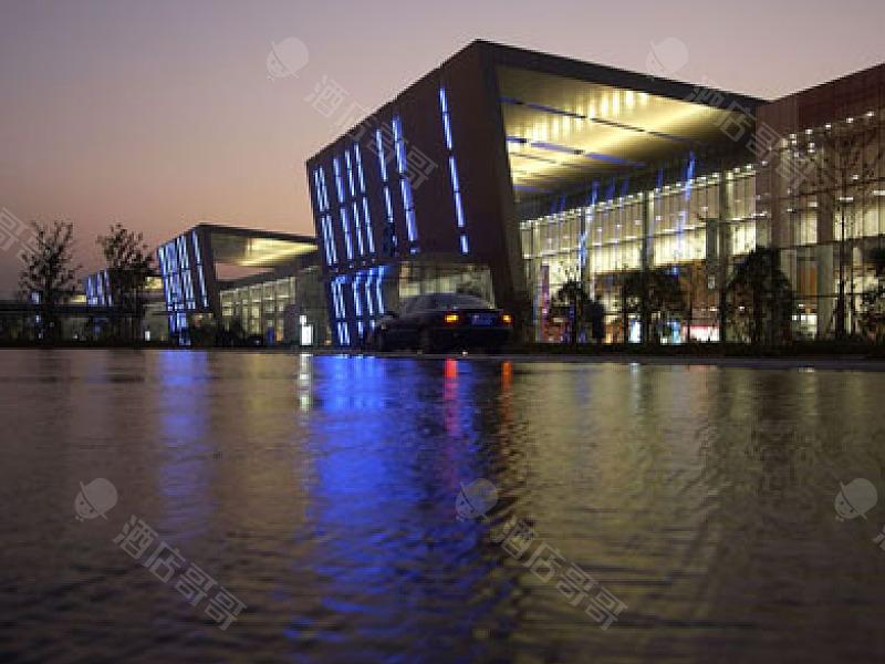 南京国际博览会议中心(原金陵会议中心)会议场地