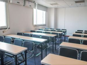 时钟教室(上海闵行新乐坊中心)会议场地-中教室