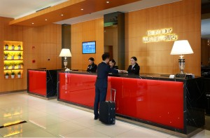 上海碧悦城市酒店(巨峰路店)会议场地-