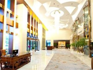 杭州紫金港国际饭店会议场地-杭州紫金港国际饭店大堂