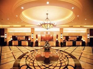 上海富豪东亚酒店会议场地-大堂