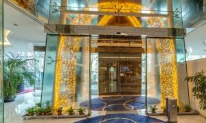 上海天平宾馆会议场地-大堂