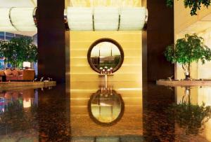 上海世茂皇家艾美酒店会议场地-酒店大堂