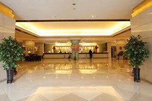 上海美丽园大酒店会议场地-大堂