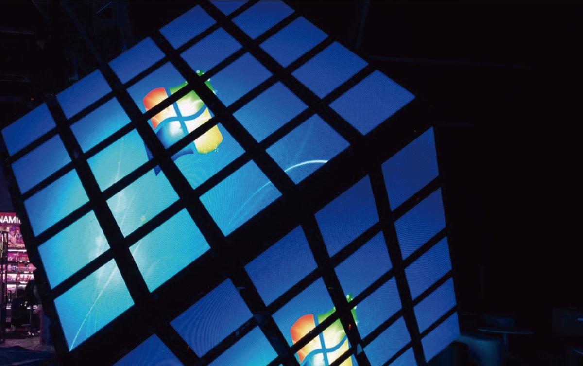 LED立方体