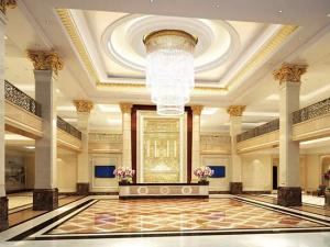 启东恒大海上威尼斯(恒大酒店)会议场地-大堂