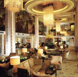 北京香格里拉饭店会议场地-Lobby-Lounge