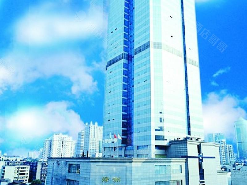 四川绿洲大酒店会议场地
