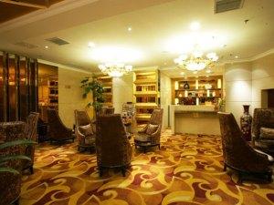 四川新华国际酒店会议场地-大堂吧