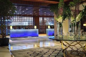 上海索菲特海仑宾馆会议场地-酒店大堂
