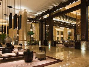 上海东方佘山索菲特大酒店会议场地-大堂