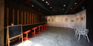 上海Uart艺术空间会议场地-水吧