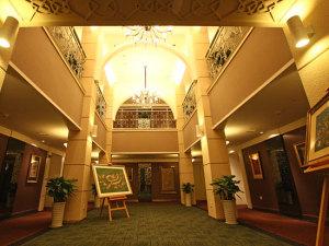 成都有客酒店会议场地-中庭