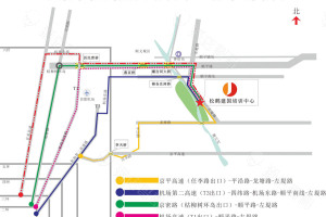 松鹤路线图