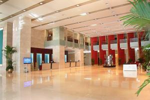 北京广电国际酒店会议场地-大堂