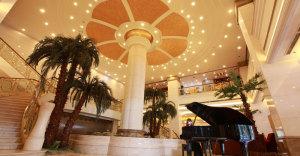 上海金水湾大酒店会议场地-大堂