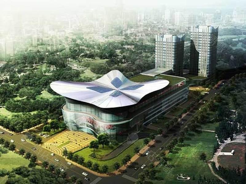 上海跨国采购会展中心会议场地