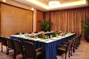 上海国信紫金山大酒店会议场地-桂花厅