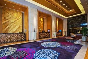 上海远洋宾馆会议场地-大堂前台接待