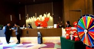 美豪丽致酒店(上海嘉定新城保利大剧院店)会议场地-