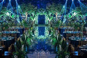 三楼银鑫厅婚宴