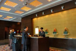 北京金融街国际酒店(原北京金融街洲际酒店)会议场地-酒店大堂