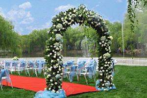 金庭特色 草坪婚礼